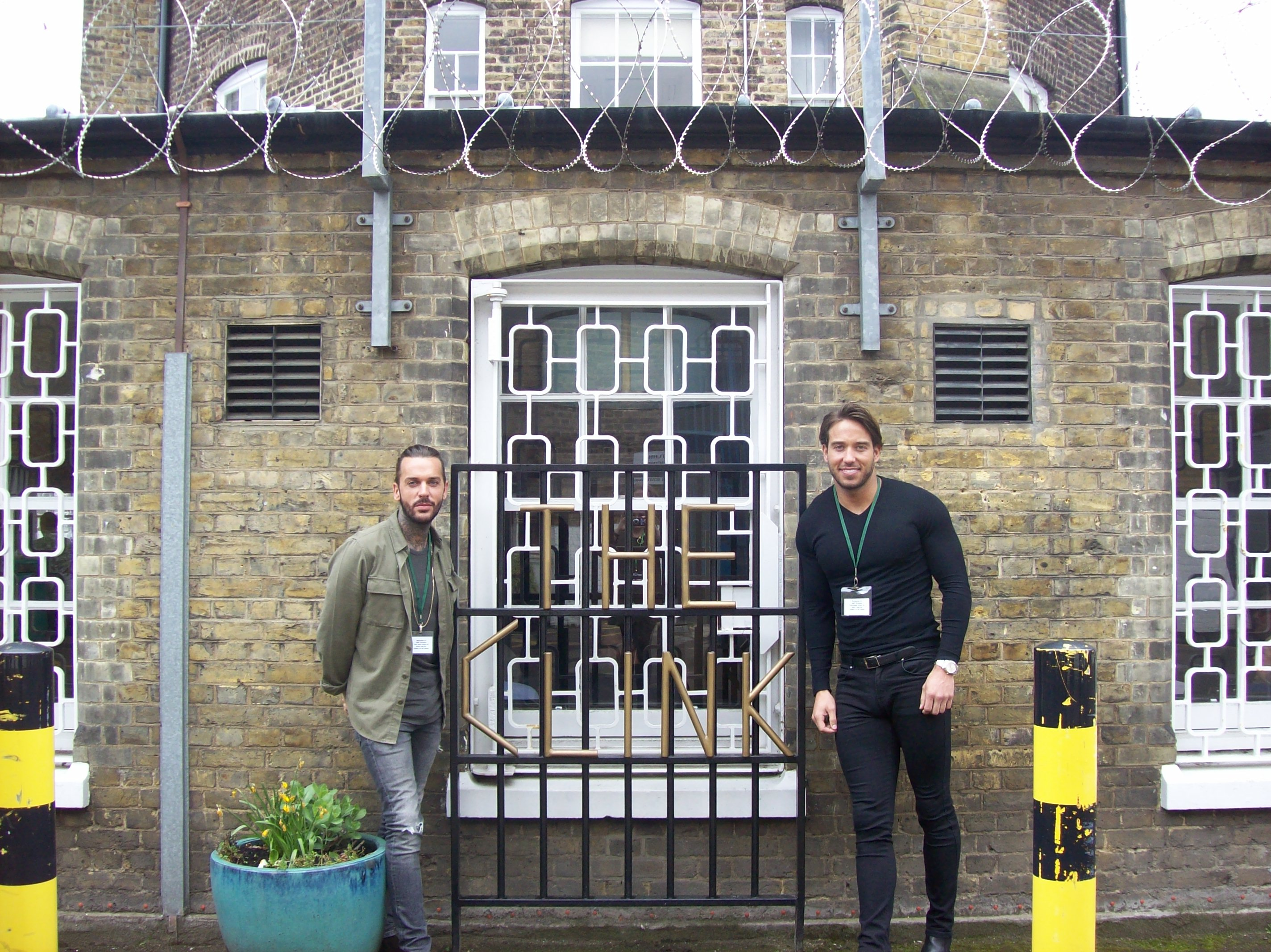 Awardwinning Prisoner Rehabilitation Scheme The Clink Restaurant At Hmp  Brixton In London Partnered With Owner Of Lockie's Kitchen And The Only Way  Is