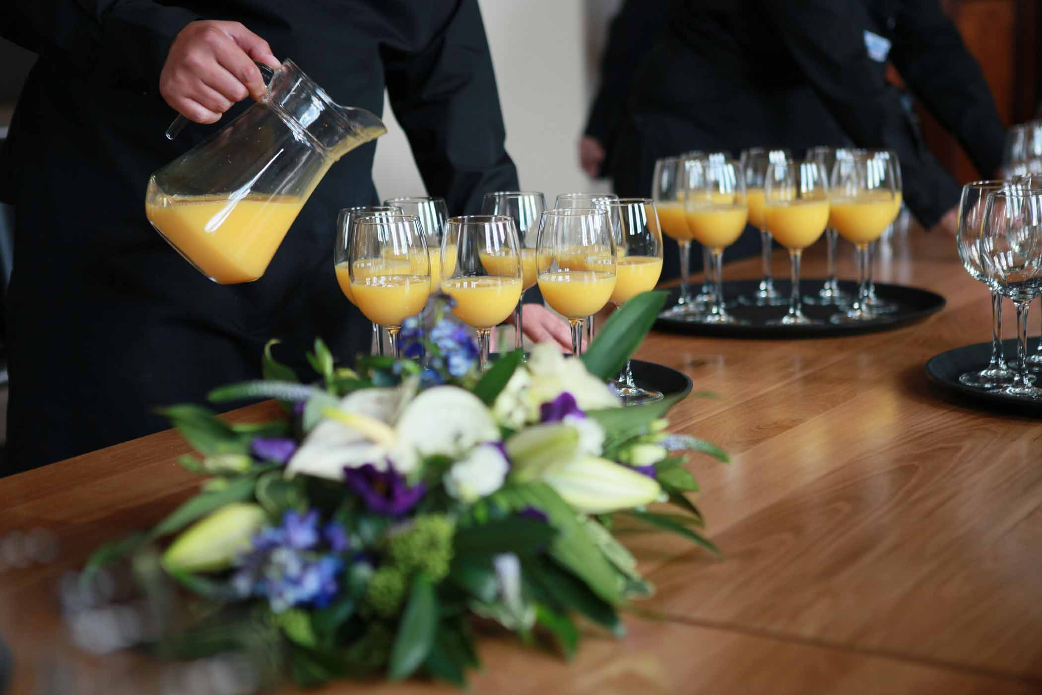 47 food and drink service the clink charity